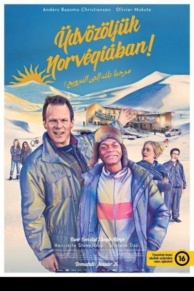 Üdvözöljük Norvégiában! – Plakát