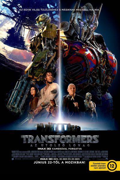 Transformers: Az utolsó lovag – Plakát
