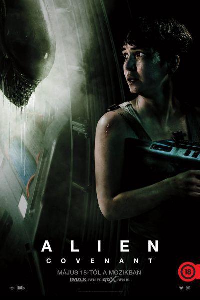 Alien: Covenant – Plakát