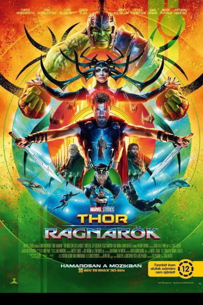 Thor: Ragnarök – Plakát