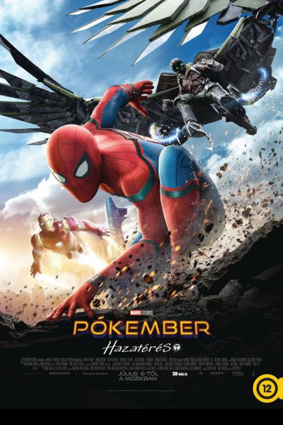 Pókember: Hazatérés – Plakát