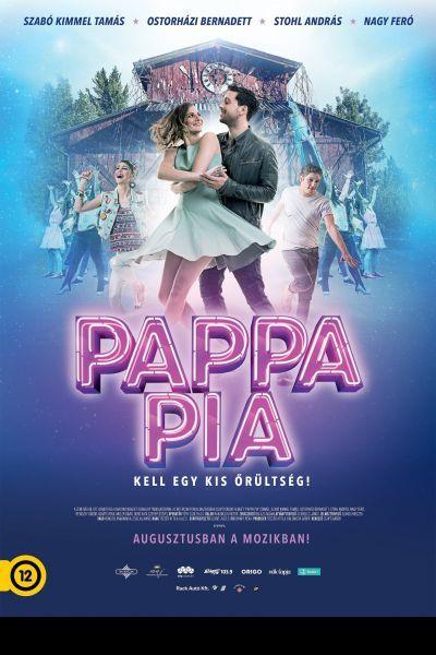 Pappa pia! – Plakát
