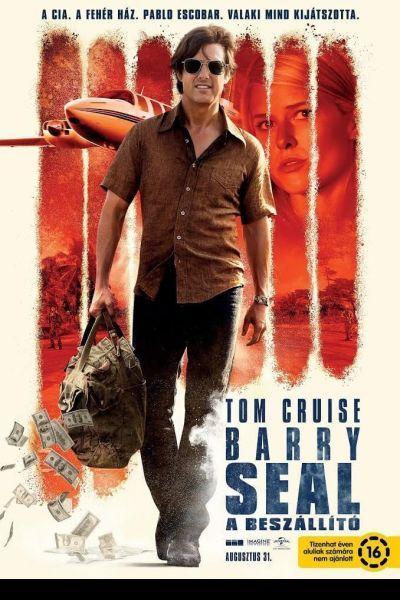 Barry Seal: A beszállító – Plakát