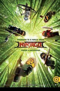 A LEGO Ninjago Film – Plakát