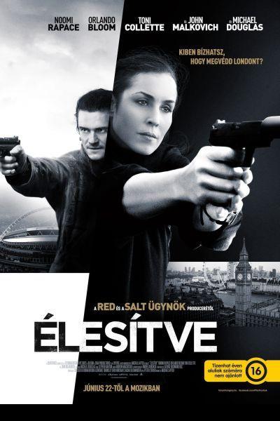 Élesítve – Plakát