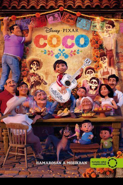 Coco – Plakát
