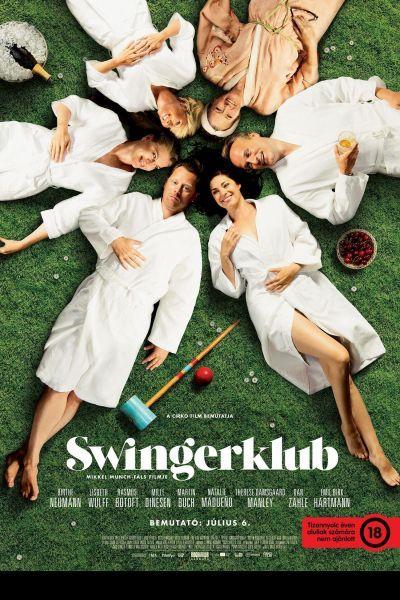 Swingerklub – Plakát