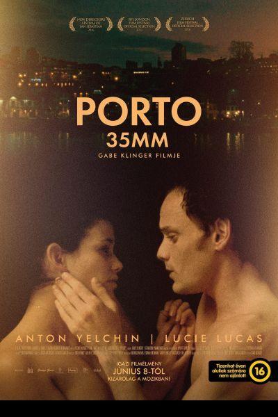 Porto 35mm – Plakát