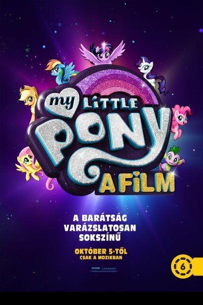 My Little Pony: A film – Plakát