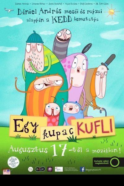Egy kupac Kufli – Plakát