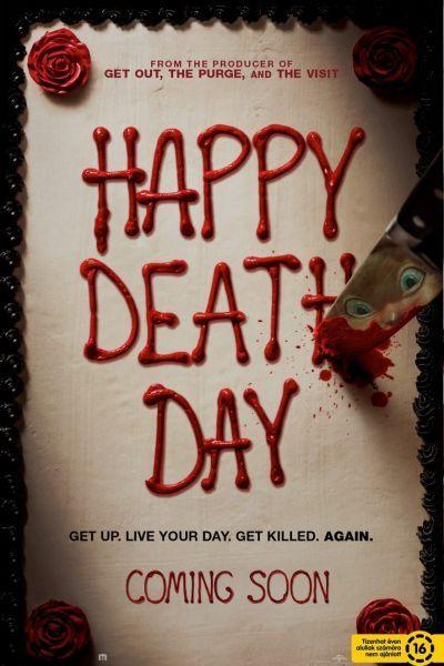 Boldog halálnapot! – Plakát