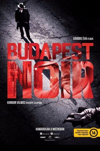 Budapest Noir – Plakát