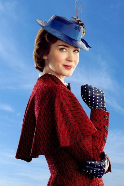 Mary Poppins Returns – Plakát