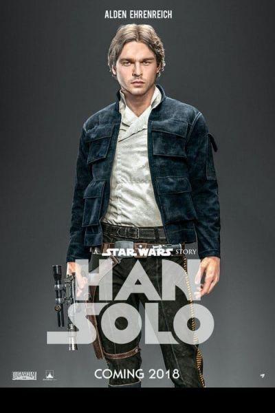 Han Solo - Star Wars – Plakát