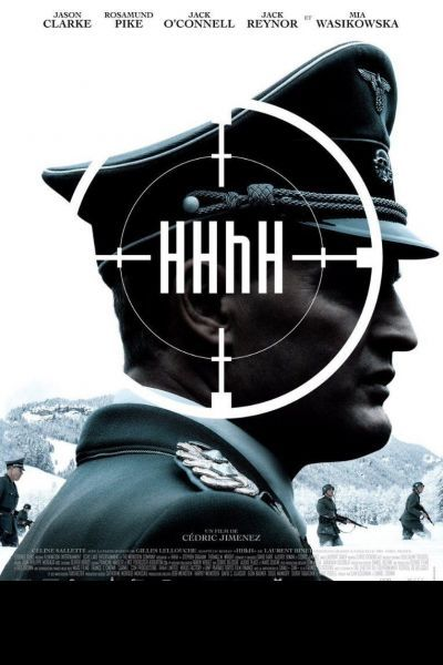 HHhH - Himmler agyát Heydrichnek hívják – Plakát