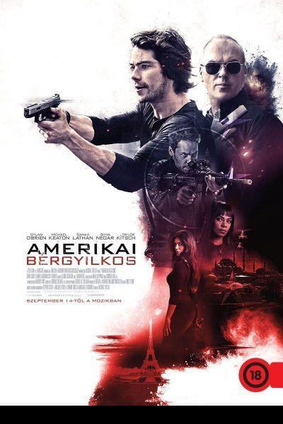 Amerikai bérgyilkos – Plakát
