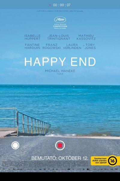 Happy End – Plakát