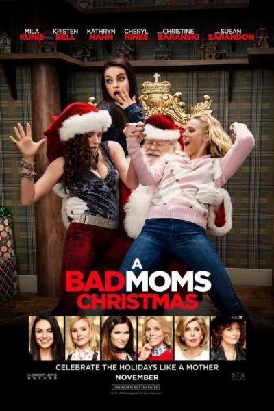 Rossz anyák karácsonya – Plakát