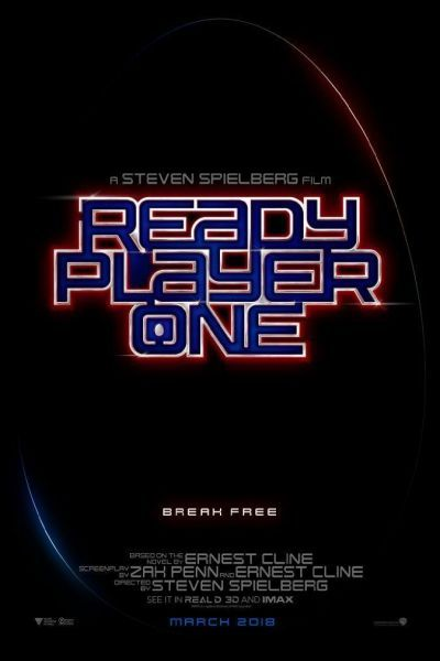 Ready Player One – Plakát