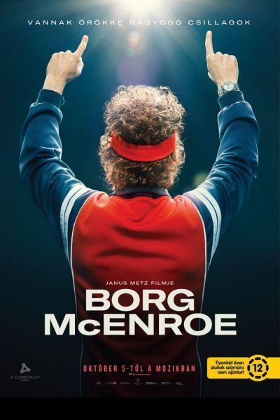 Borg/McEnroe – Plakát