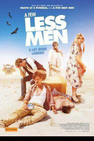 A Few Less Man – Plakát