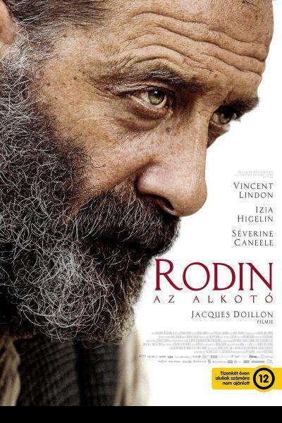 Rodin - Az alkotó – Plakát