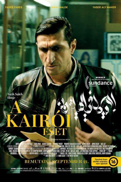 A kairói eset – Plakát