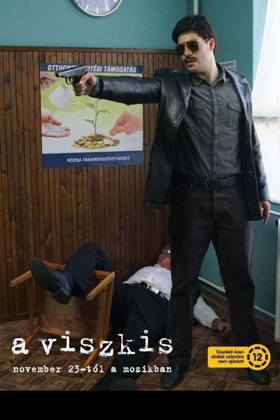 A Viszkis – Plakát