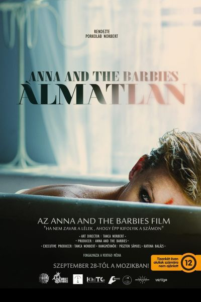 Anna and the Barbies - Álmatlan – Plakát