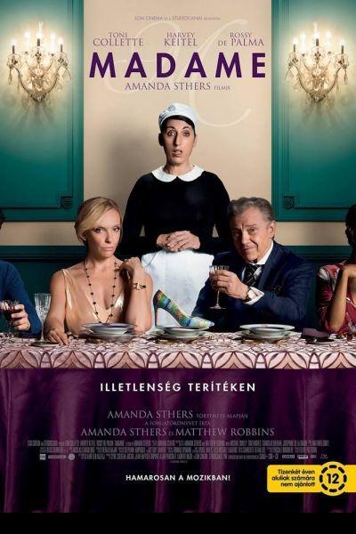 Madame – Plakát