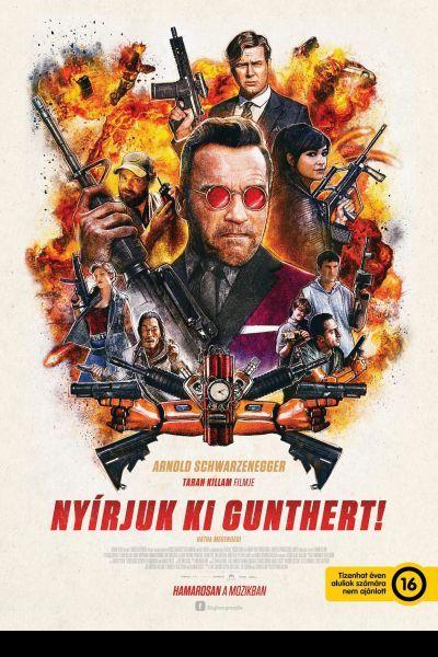 Nyírjuk ki Gunthert – Plakát