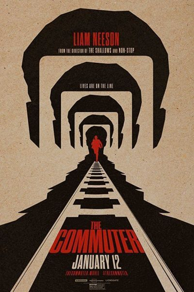 The Commuter – Plakát