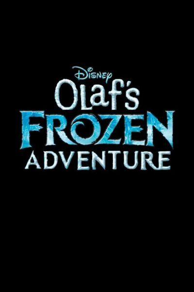 Olaf karácsonyi kalandja – Plakát