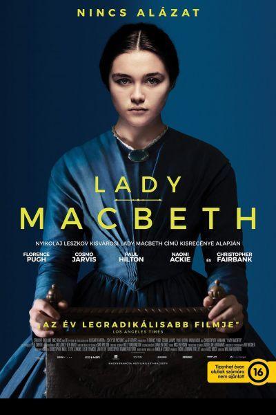 Lady Macbeth – Plakát