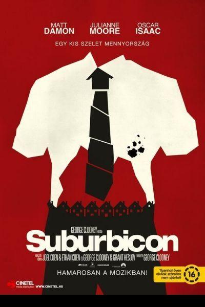 Suburbicon - Egy kis szelet menyország – Plakát