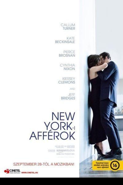 New York-i afférok – Plakát