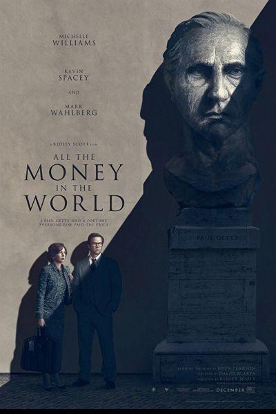 A világ összes pénze – Plakát