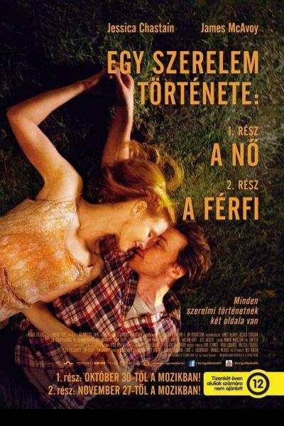 Egy szerelem története: a nő – Plakát