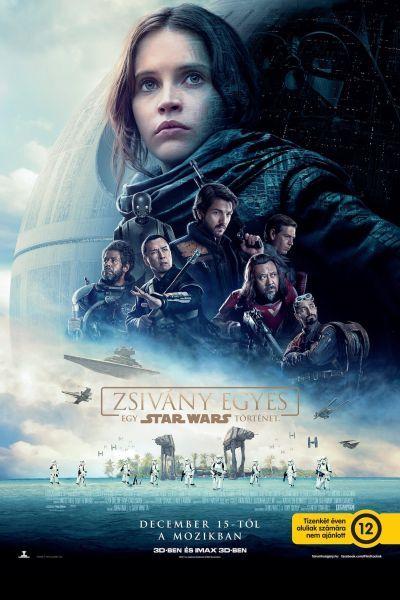 Zsivány Egyes - Egy Star Wars történet – Plakát