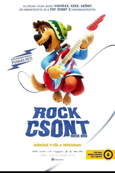 Rock Csont – Plakát